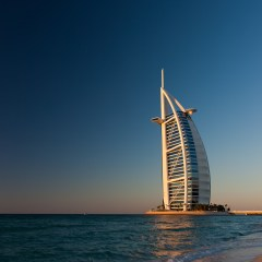 Burj Al Arab Jumeirah at sunset (454F34557)