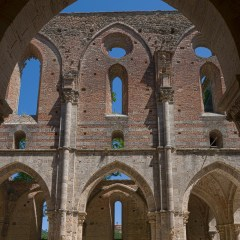 Ruins of Abbey of San Galgano, Tuscany (454F28233)
