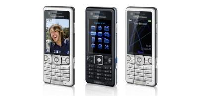 Sony Ericsson Cybershot C510 - Colores