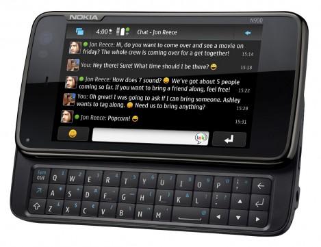 Nokia-N900-chat