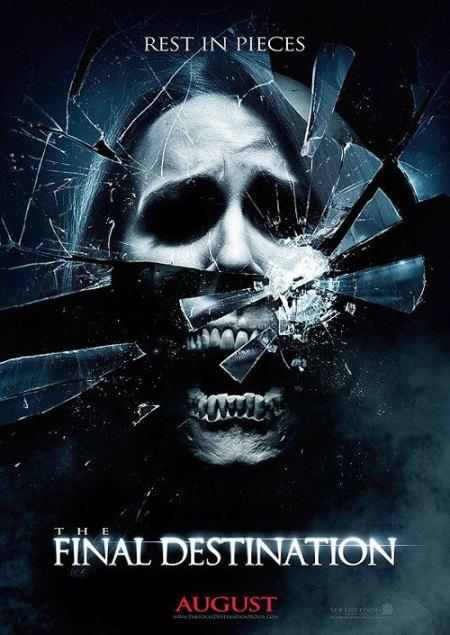 Poster de Final Destination 4