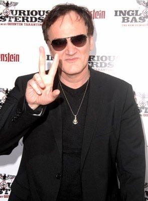Basterds Director Quentin Tarantino