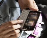 Sony Ericsson Xperia X2 en manos