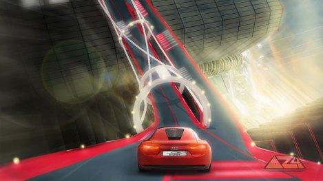 Audi Vertical Run