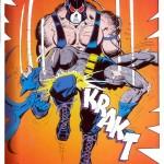 bane vs batman Knightfall p21