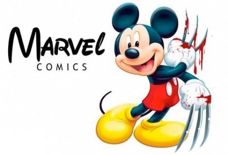 Disney Marvel Comics
