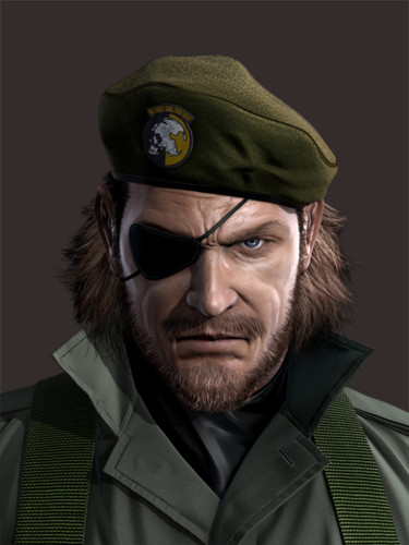 mgs peace walker bigboss