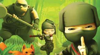 mini ninjas title