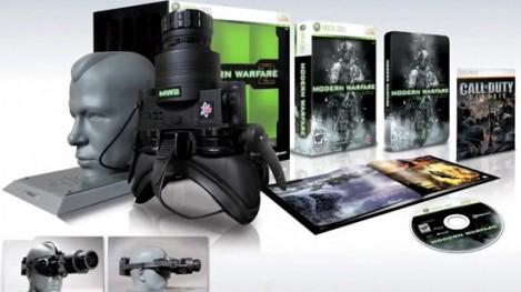 Modern Warfare Prestige Edition (un paquete interesante que se vende aparte)