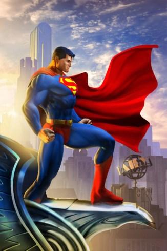 DC Universe Online - Superman
