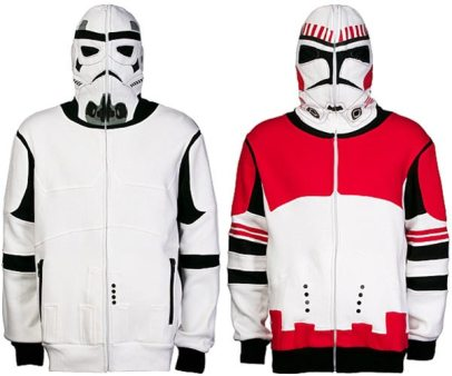 Sweater Clone Troopers