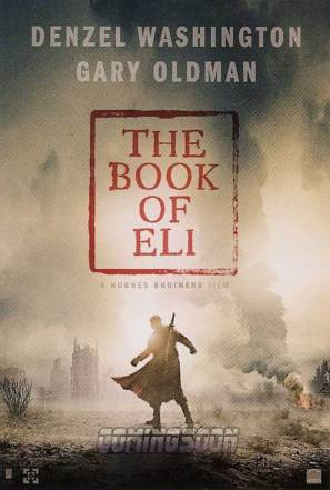 Book of Eli poster