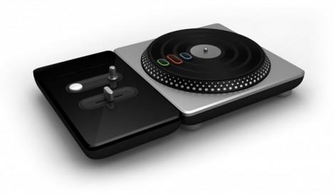 DJ Hero - Mixer control