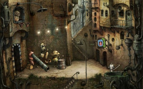 machinarium-callejon
