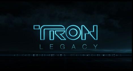 tron legacy title