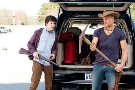 Jesse Eisenberg y Woody Harrelson