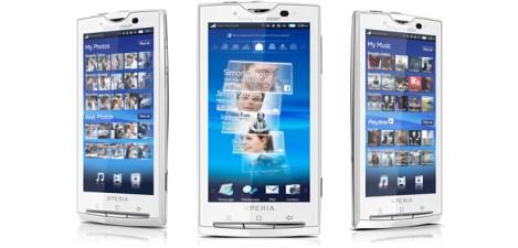 Sony Ericsson Xperia X10a - 1