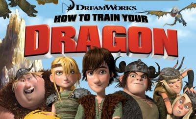 cómo entrenar a tu dragon title