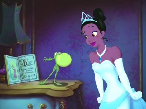 La Princesa y el Sapo - Disney 01
