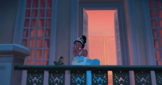 La Princesa y el Sapo - Disney 12