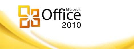 microsoft office 2010 title