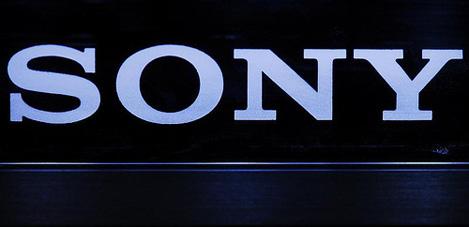 sony logo title