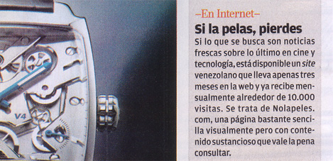 todoendomingo pag70 8nov2009 title