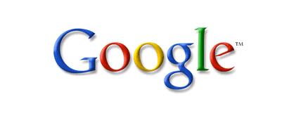 google logo title
