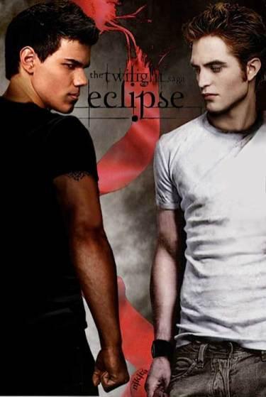 Twilight Eclipse - Jacob, Edward