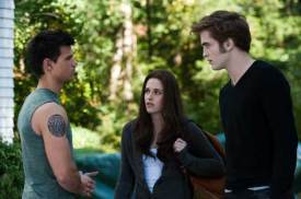 Twilight Eclipse - Kristen Stewart, Taylor Lautner, Robert Pattinson