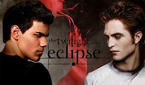 Twilight Eclipse title