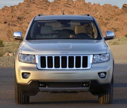 Grand Cherokee 2011 - 01