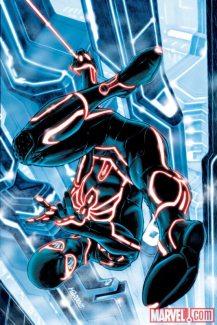 Spiderman - por Mark Brooks