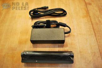 Cable - Adaptador de corriente - Batería extra