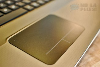 Touchpad multitouch