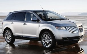 Ford Lincoln MKX 2011