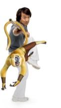Kung fu panda monkey