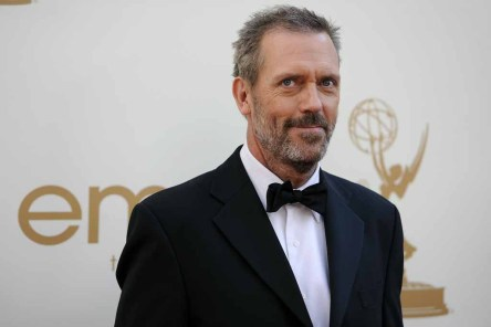 Hugh Laurie - Emmy 2011