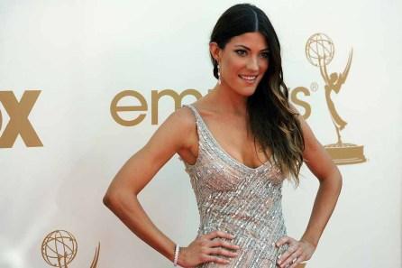 Jennifer Carpenter - Emmy 2011