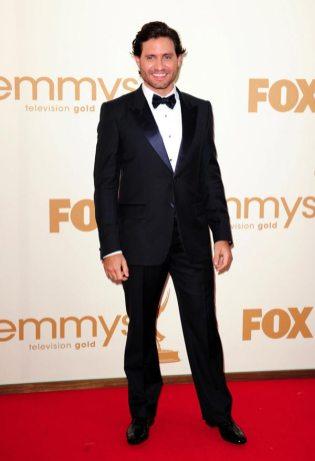 Edgar Ramirez - Premios Emmy 2011
