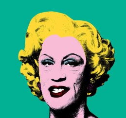 Andy Warhol / Green Marilyn (1962)