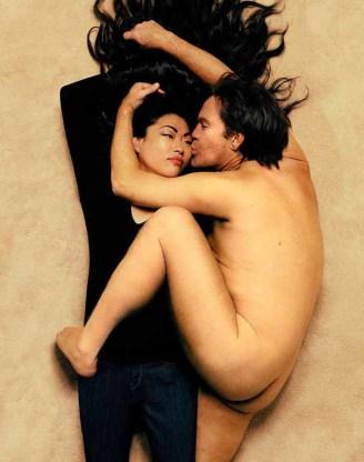 Annie Leibovitz / John Lennon & Yoko Ono (1980)