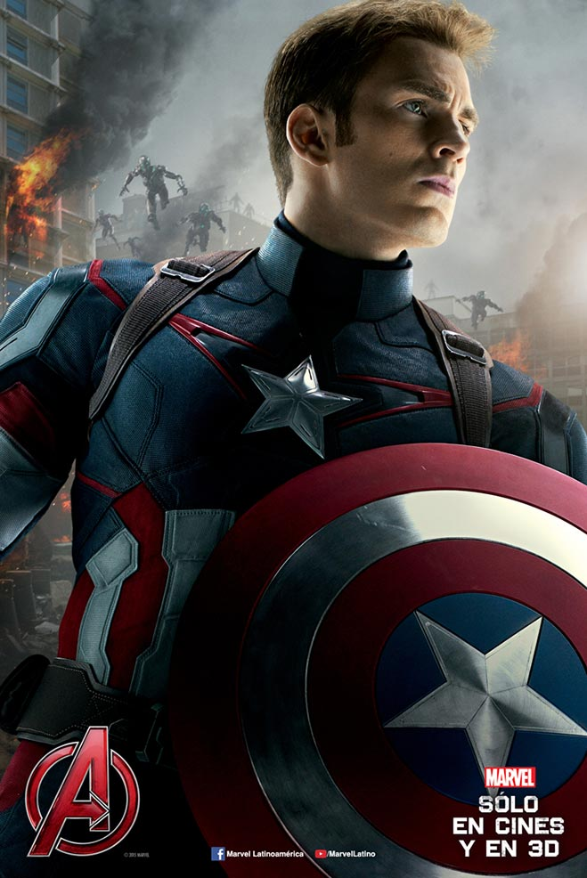 avengers-era-de-ullron-poster-Capitan-America-2015