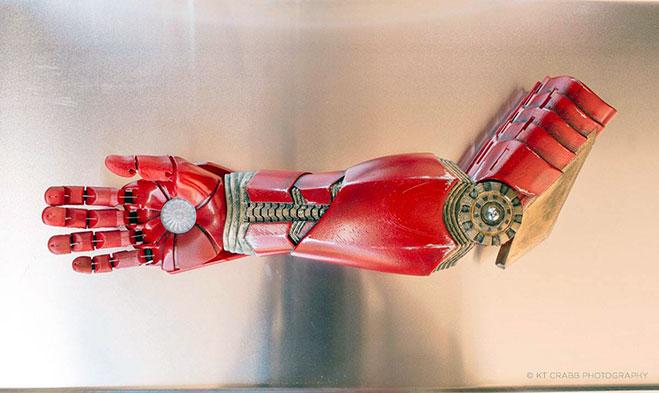 brazo-bionio-impresion-3D-estilo-ironman-Albert-Manero