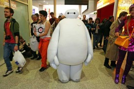 Baymax de Big Hero 6