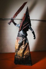 Pyramid Head de Silent Hill