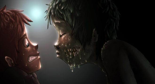 zombie-kiss