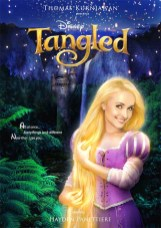 Hayden Panettiere como Rapunzel y Jake Gyllenhaal como Flynn Rider
