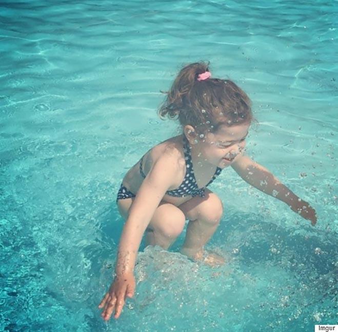 infanta-debajo-o-sobre-el-agua