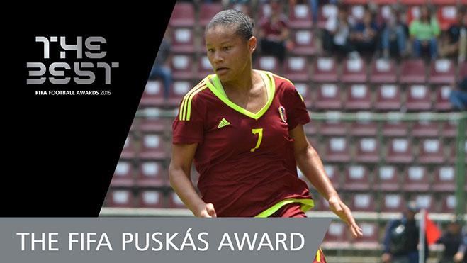 premio-puskas-fifa-2016-daniuska-rodriguez